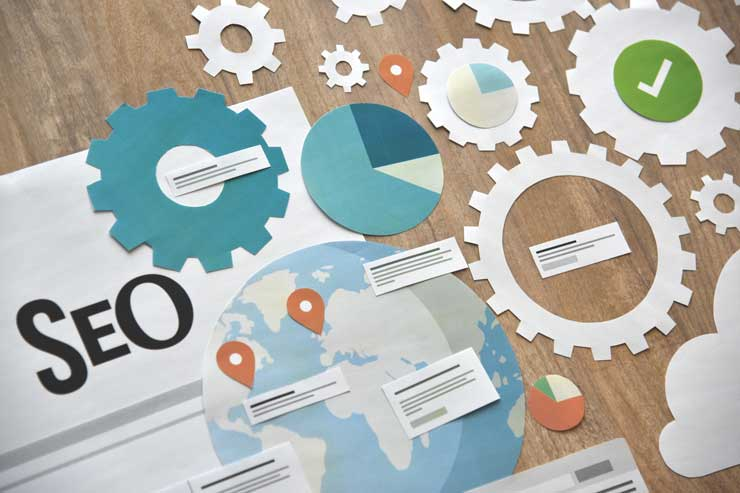 SEO Digital Strategy - ViVs Design