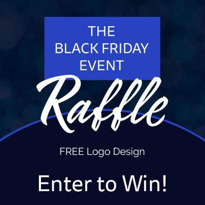 Raffle win logo design!!