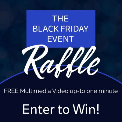 Event Raffle enter to win!!